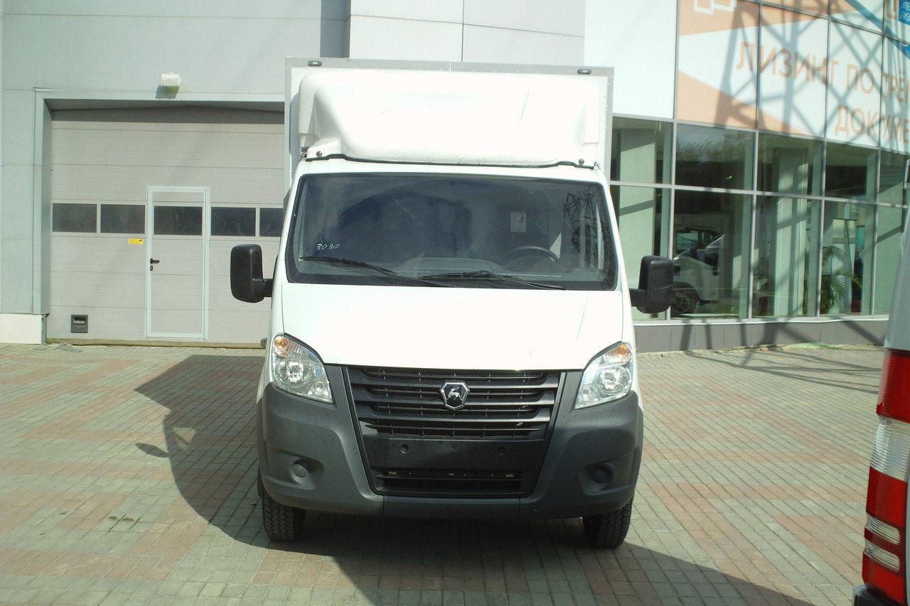 ГАЗель Next (ГБО)с Изотермическим Сэндвич фургоном