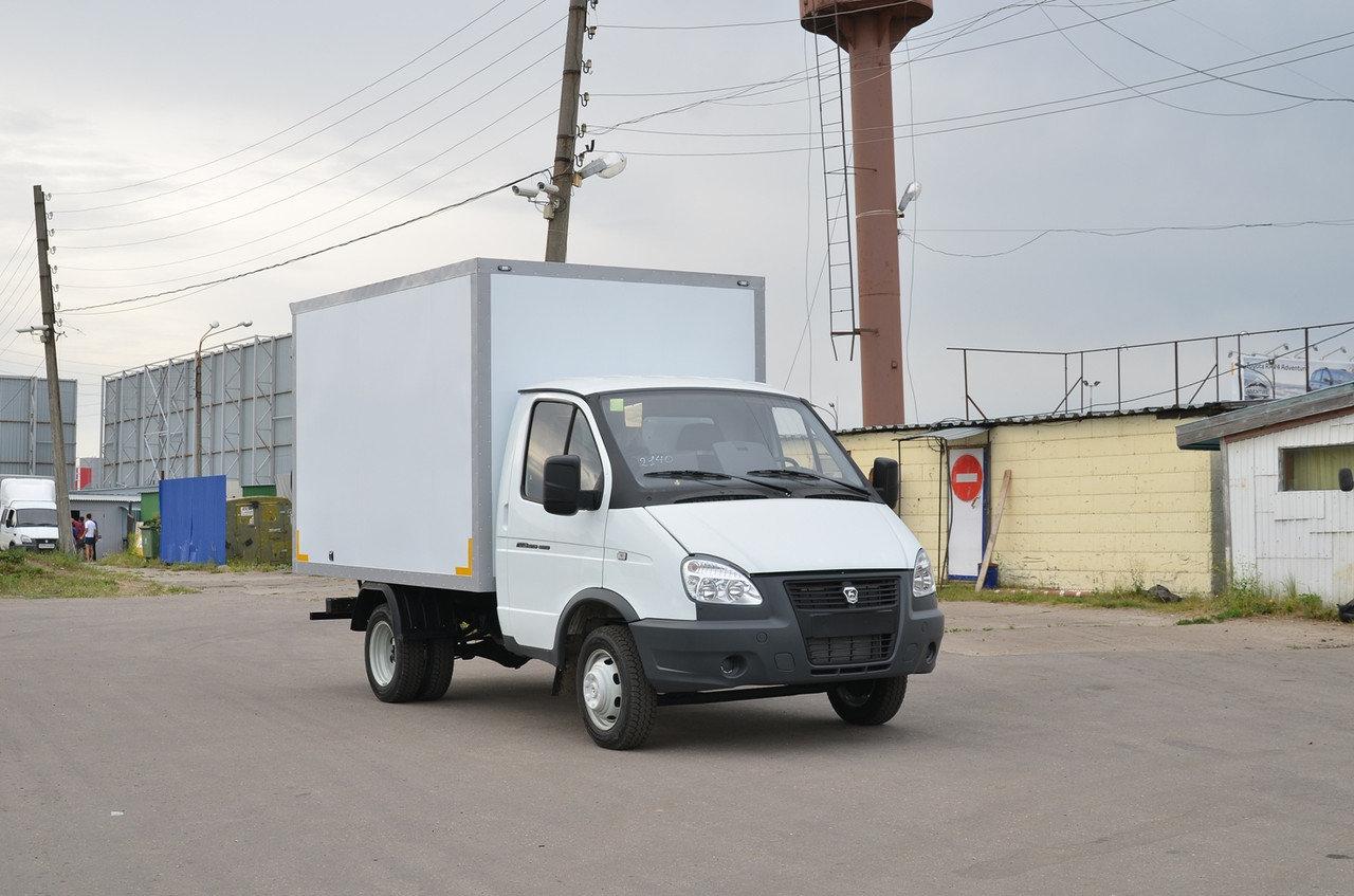 ГАЗ-330202 с Изотермическим фургоном