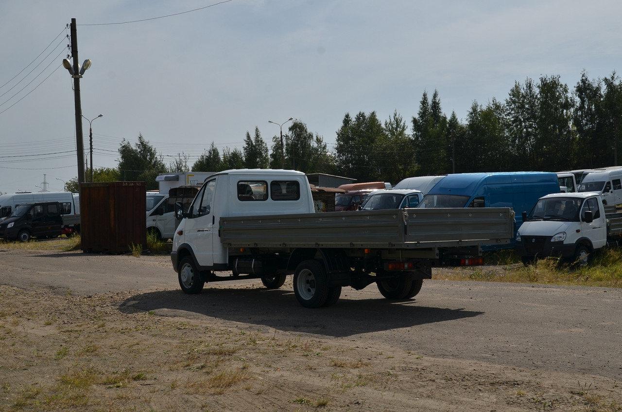 ГАЗ-3302 бортовой