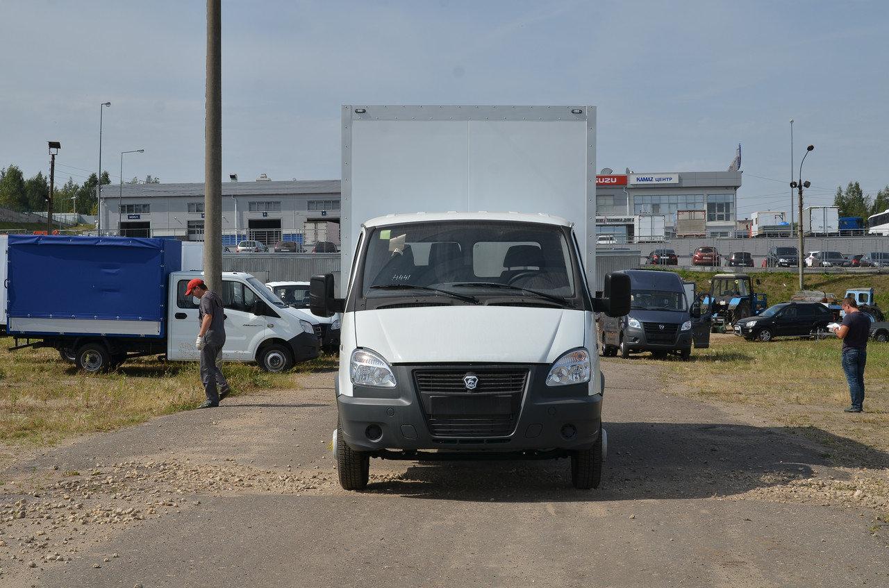 ГАЗель Бизнес с Изотермическим Сэндвич фургоном