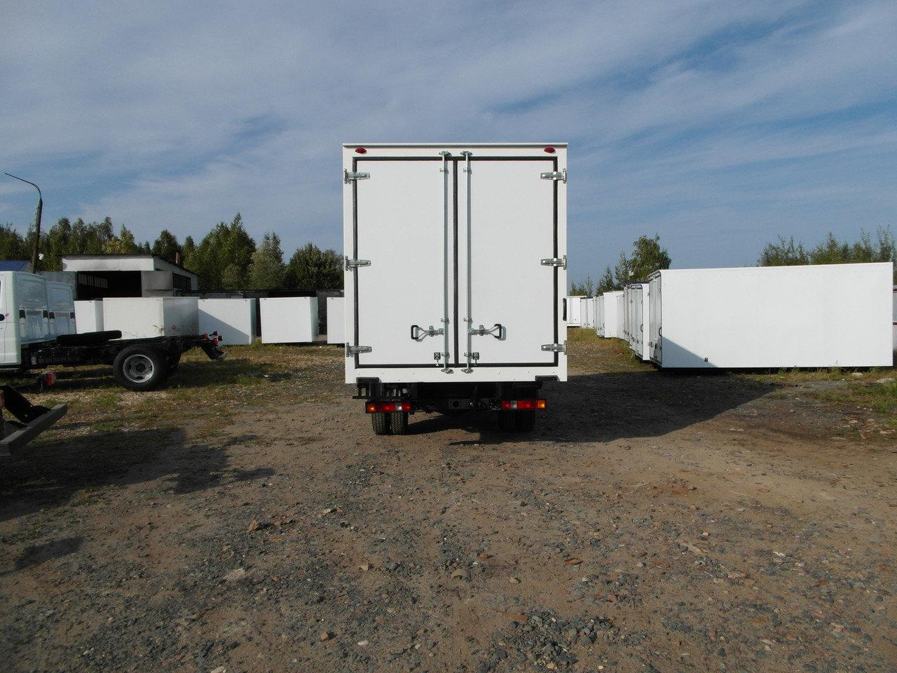 ГАЗель Next Дизель с Изотермическим Сэндвич фургоном 4 метра
